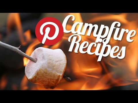 Pinterest Campfire Recipes TESTED!