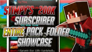 Congrats to my favorite daddy, StimpyPvP, for reaching 200k subscri...