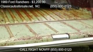 1969 Ford Ranchero  for sale in Nationwide, NC 27603 at Clas #VNclassics