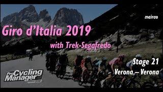 Giro d'italia 2019 - stage 21 (itt ...