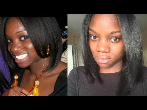 How to get THICK Relaxed Hair