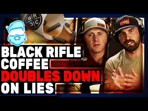 Black Rifle Coffee Company DOUBLES Down & Lies & PATHETIC Interview With Dana Loesch