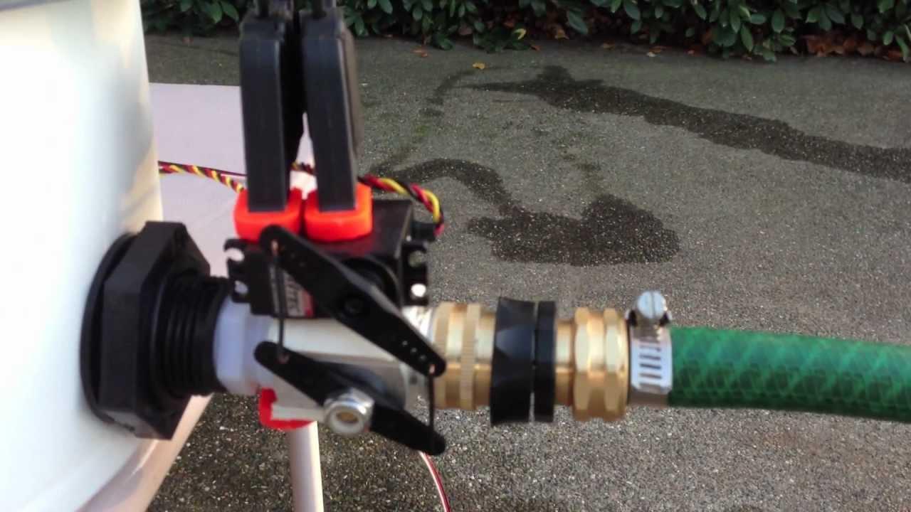 Water Temperature Regulator Using Arduino Youtube