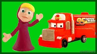 Masha & Mack Truck Video for Children