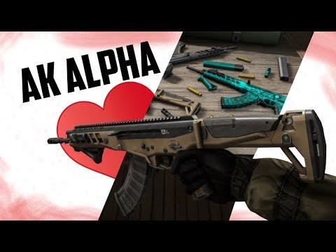 Warface AK Alpha - Best rifleman gun? thumbnail