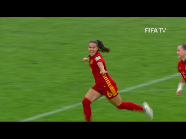 GOAL OF THE TOURNAMENT - NOMINEE - IRENE LOPEZ (Spain)