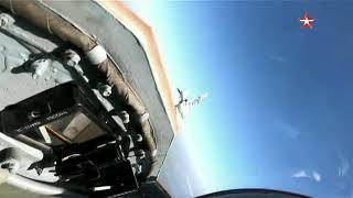 Взлет и посадка Су-25СМ3 на грунтовую полосу в Ростовской области: уникальные кадры