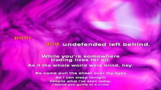 Karaoke Wide Awake - Audioslave