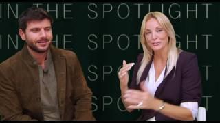 In the Spotlight - Swing Away Cast Interview