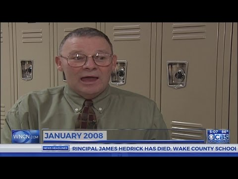Athens Drive High School principal dies, officials say