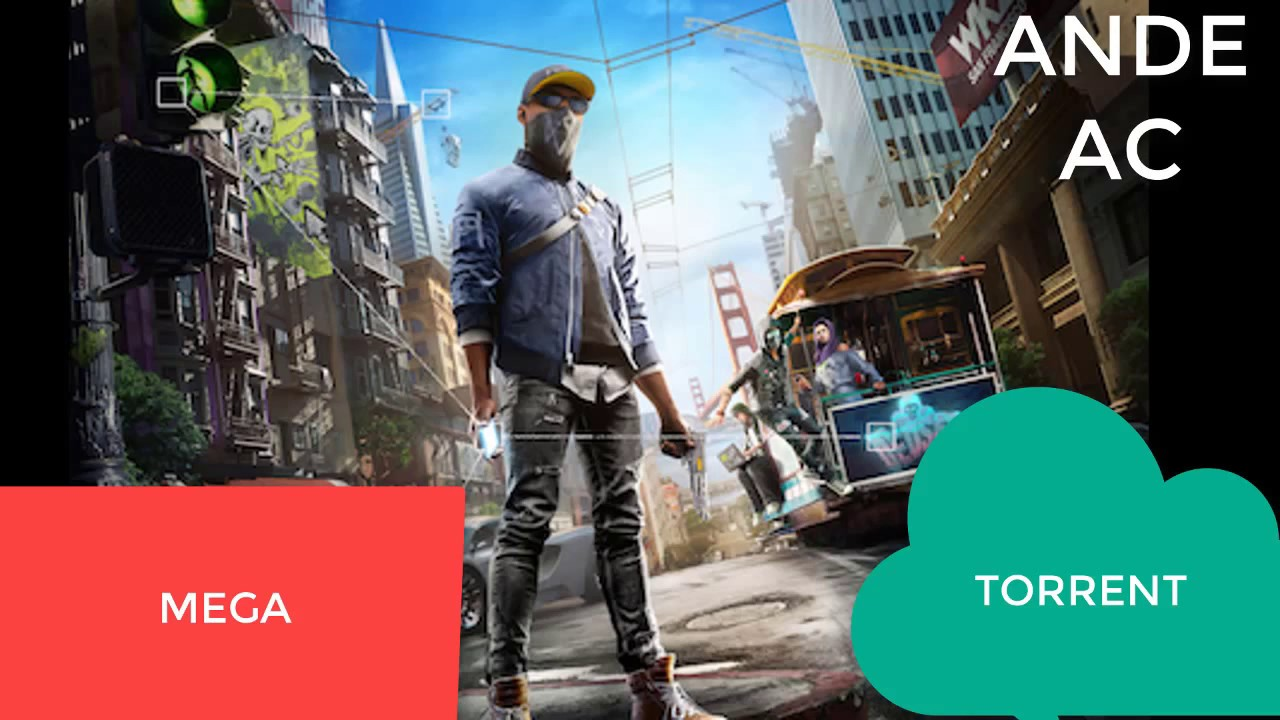 Download Watch Dogs  Free Pc Mega