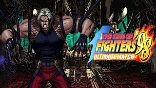 King of Fighters 98 Ultimate Match play as Omega Rugal