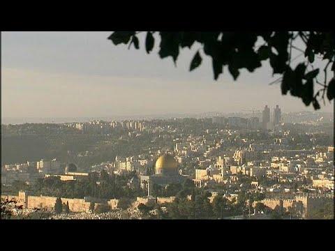 Violent protests rise in Mideast over US Jerusalem embassy move