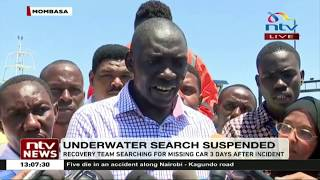 Likoni Ferry Tragedy: Recovery team deploys robot machine to scan ocean depth