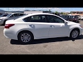 2017 NISSAN ALTIMA Redding, Eureka, Red Bluff, Northern California, Sacramento, CA 17N259