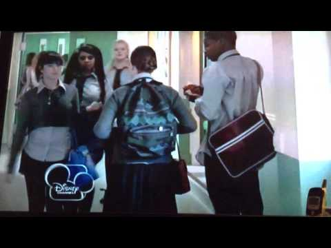 Wolfblood:::maddy and rhydian top first moment