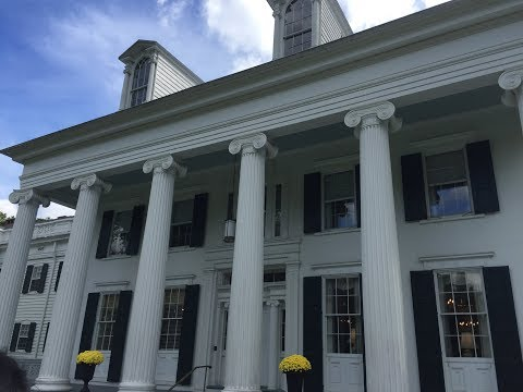 NJ's Governor and Executive Branch; Touring the Governor's Mansion