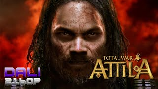 Total War: Attila PC 4K Gameplay 2160p