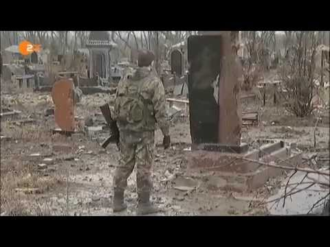Ein Russlanddeutscher zieht in den Krieg in der Ostukraine