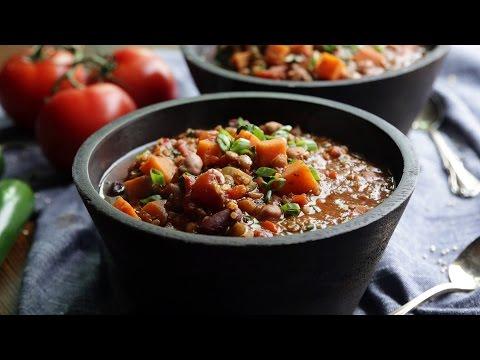 How to Make: Vegan Quinoa Chili