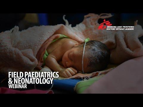 Webinar: Field Paediatrics and Neonatology