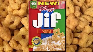 Jif Cereal | Cereal Time