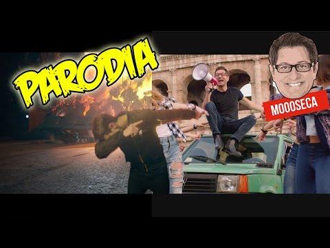 "Enrico Papi Ft. Fabio Rovazzi- Tutto Molto Mooseca ""PARODIA"" Mix"