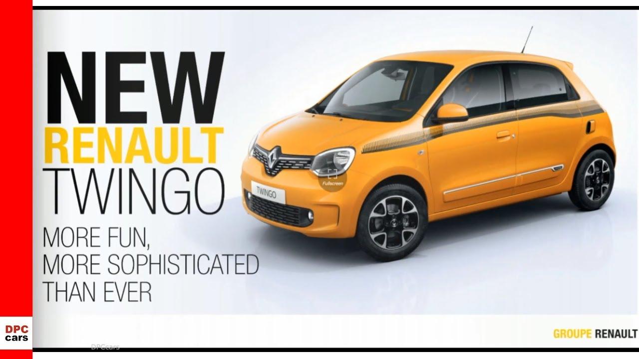 2019 Renault Twingo Youtube