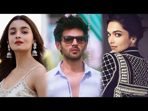 Alia Bhatt, Deepika Padukone, Kartik Aaryan TOGETHER In A Film ?   Watch To Know Mp3