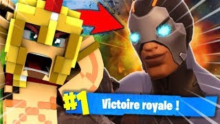 "TOP 1 AVEC LE NOUVEAU SKIN ""CARBURO"" SUR FORTNITE BATTLE ROYALE !"