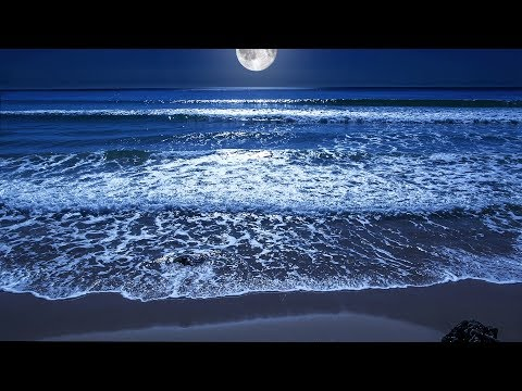 Fall Asleep With Nightly Waves On Cabanas Velhas Beach, Repair Yourself With Ocean Sounds