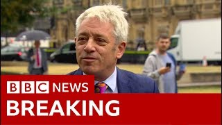Supreme Court: Speaker says Parliament must convene after ruling - BBC News
