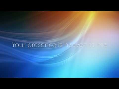 Your presence is heaven - Israel and New Breed - piano version (Karaoke with lyrics)