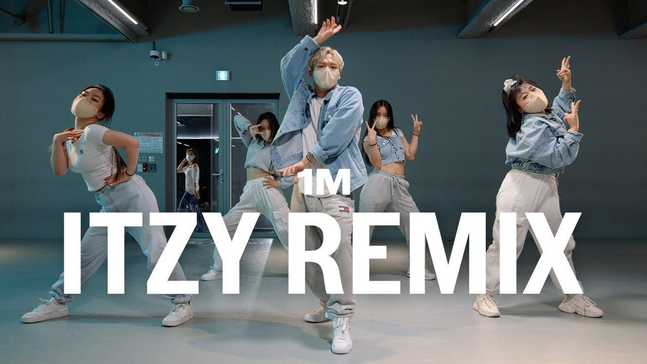 ITZY Remix / Mood Dok Choreography