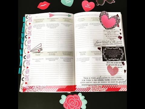 Scripture Journal - Prayer Journal for List Lovers