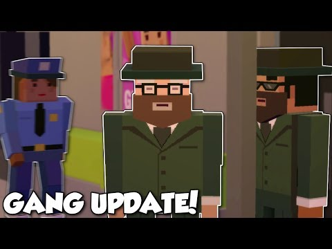 JOINING A GANG & TAKING TERRITORY! - Broke Protocol [Ep 8] Alpha Update Gameplay