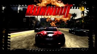 Burnout Revenge (Xbox 360) gameplay