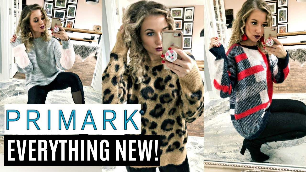 2fafd8b47b5 NEW IN PRIMARK SEPTEMBER 2018!   AUTUMN WINTER COLLECTIONS! - YouTube