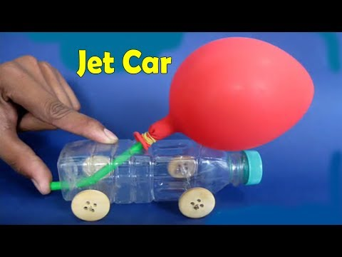 How To Make A Home-Driven Cart Or Car TOYS TOYS TOYS