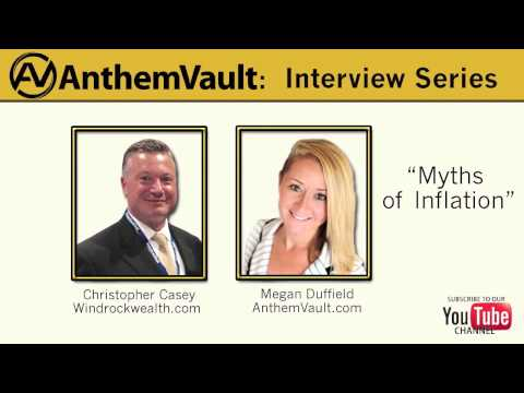 Myths of Inflation with Christopher Casey of WindRock Wealth