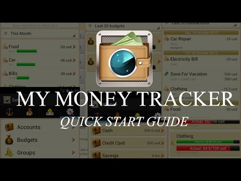 My Money Tracker