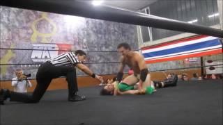 MAW Drop the Bomb HIGHLIGHT: Mr. Xhamster vs Mambo Italiano