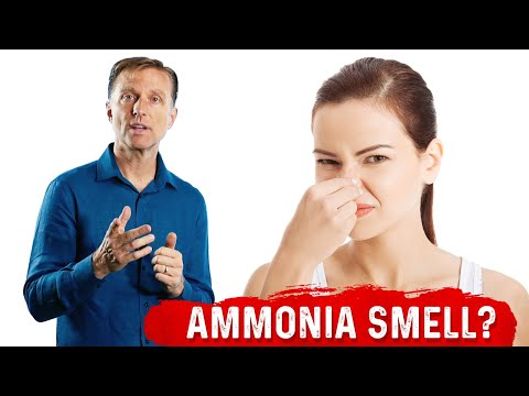 Why the Strong Ammonia Odor in My Urine on Keto (Ketogenic Diet)?