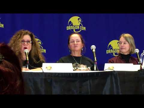 DragonCon 2017: From the Beginning: The Evolution of the Urban Fantasy Protagonist