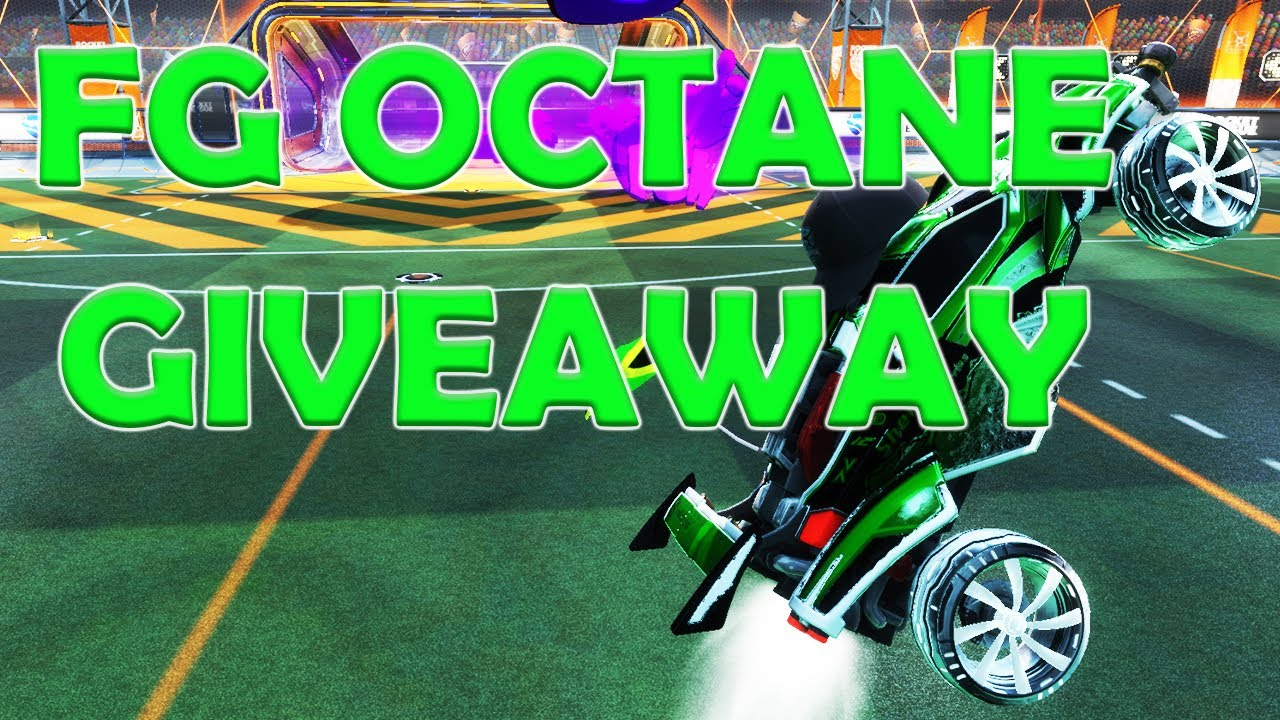 Download FG OCTANE GIVEAWAY   ROCKET LEAGUE DAILY GIVEAWAYS