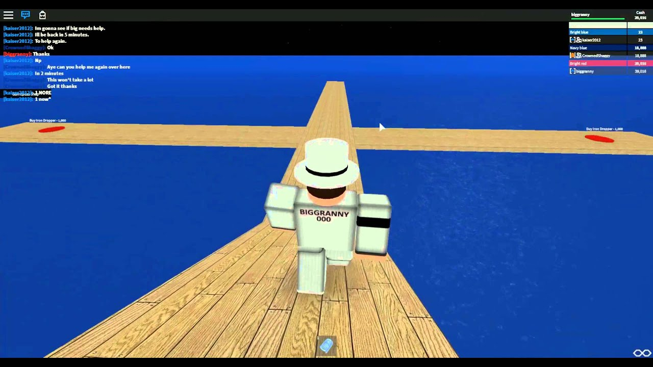 [ROBLOX: Ship Tycoon] - Lets Play Ep 1 - Nuclear Upgrades ...