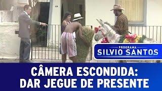 Câmera Escondida: Dar Jegue de Presente