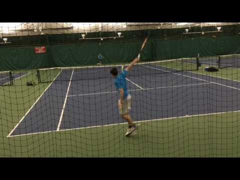 Andrei playing vs Seed #3 at a Midwest U16 L3 tournament - an unforgetable experience
