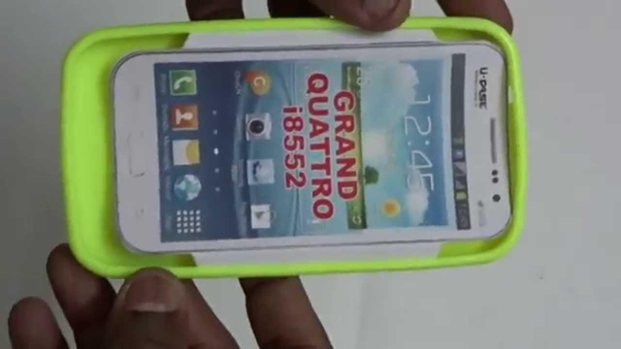 Samsung I8552 - Galaxy Grand Quattro ...
