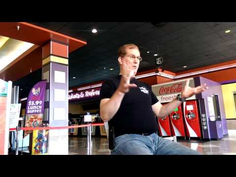 Brian Holloway talks Trek at Hickory Carmike Theater Part 3 of 3